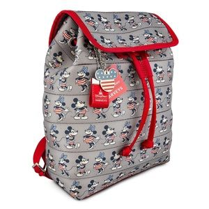 Harveys Disney Mickey Americana Backpack